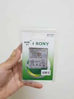 Sony Xperia X Battery LIP1621ERPC 2620mAh
