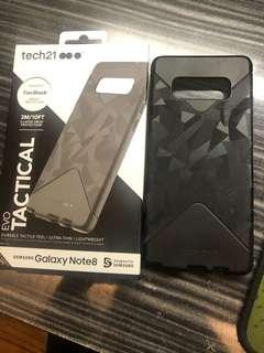 Samsung Galaxy Note 8 tech21 case evo tatical