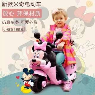Micky mouse Motorcycle
