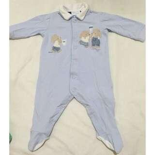 Baby's Overall Pajama (2-3 mos)