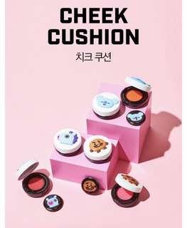 (NO 2ND PAYMENT) VTxBT21 CHEEK CUSHION