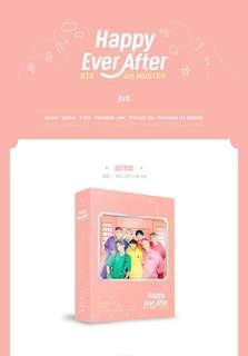 BTS 4TH MUSTER [HAPPY EVER AFTER] DVD GO (Perth Based)