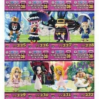 [中古] BANPRESTO 海賊王 ONE PIECE WCF TV Vol.28 (日版)