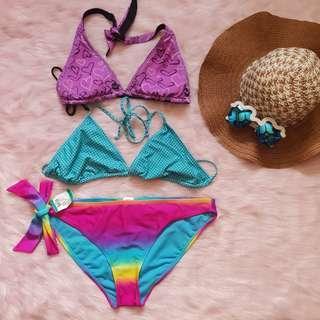Rainbow 3pcs Swimsuit