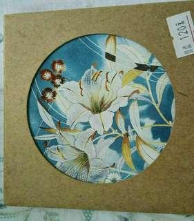 Ceramic Mug coaster #1