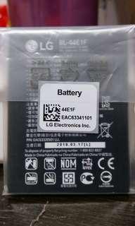 Lg Original Battery V20 原裝全新電池人保3個月 with 3 months warranty 旺角