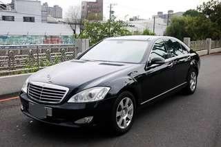 06 BENZ W221 S350