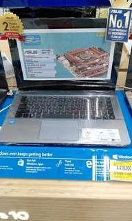 Promo Oktober Kredit Laptop Asus Tanpa Kartu Kredit