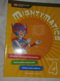 P4 Mathematics - Mightymatics