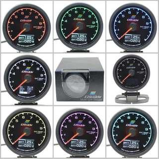 Greddy Multi D/A Gauges