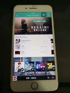Iphone 7 plus 128gb 玫瑰金, 95新