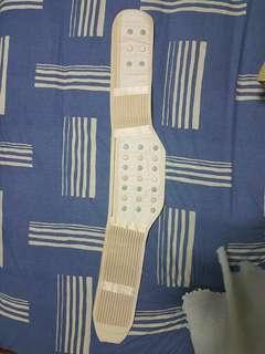 Onsen waist supporter (mineon power healthy belt)