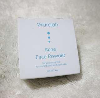 WARDAH ACNE FACE POWDER *NEW*