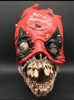 (PREORDER)Deadpool Grim Face Mask