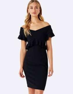 BNWT Forever New Off-shoulder Formal Dress