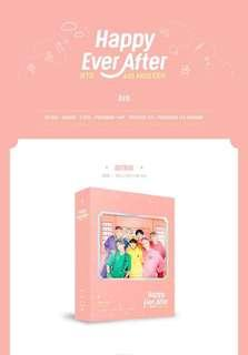 WTS BTS 4th Muster DVD