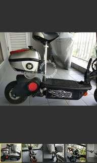 ELECTRIC SCOOTER - RAYCOOL