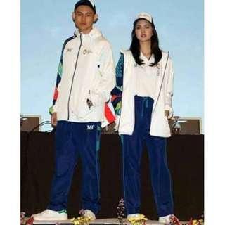 Size L - Preloved Jaket Volunteer Asian Games