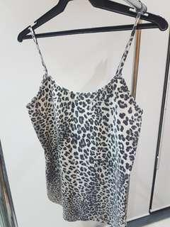 Zara printed tank top