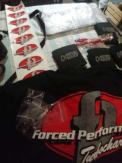 Force performance items