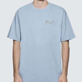 [PO] P+F Reflective Logo Tee