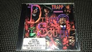 Trapp Present Dirty South original USA pressing cd sealed