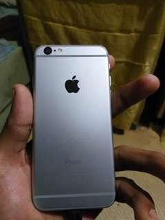 IPhone 6 16 GB Space Grey Exs Inter