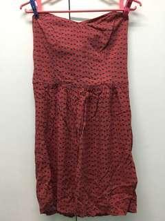 Dotti tube dress