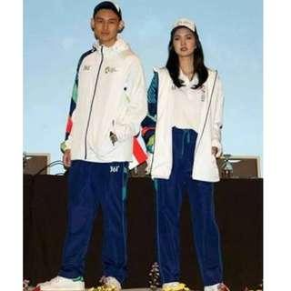 Size XL - Jaket Volunteer Asian Games 2018
