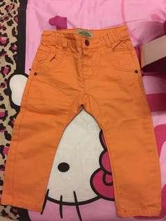 🚚 Zara boys 童褲