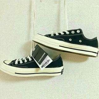 Converse Chuck Taylor 70's Ox Black White - ORIGINAL GUARANTEE