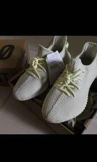 BNIB Authentic Adidas Yeezy Butter UK 7.5 / US 8
