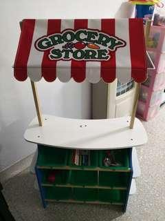 Melissa n Doug Grocery /lemonade stall play make believe