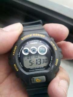 G shock dw 691lv