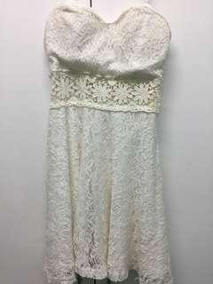 Chicabooti white dress