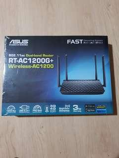 ASUS RT-AC1200G+ **NEW!