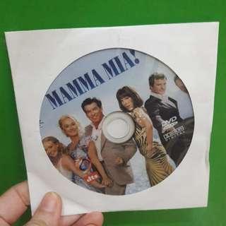 Preloved DVD Film Mamamia