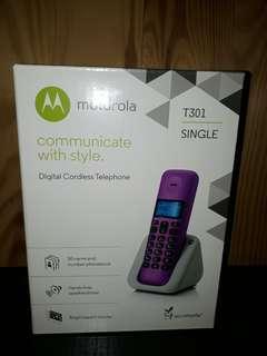 Brand new Motorola cordless phone