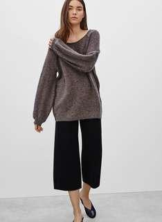 Aritzia Chapaos Sweater with Bell Sleeves