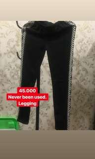 Legging renda