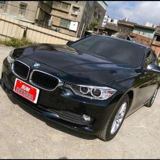 2013年 黑 BMW 320I 開價超便宜!!挑戰全台最低價