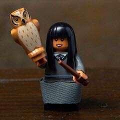 Harry potter lego 人仔 minifigure 張秋