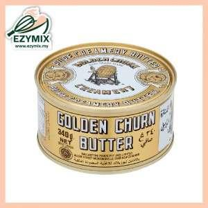 GOLDEN CHURN Tinned Butter 340gm (New Zealand)