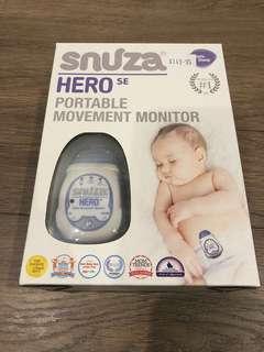 Snuza Hero Portable movement breathing monitor
