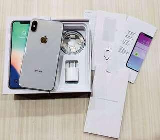 Iphone X 64gb factory unlock