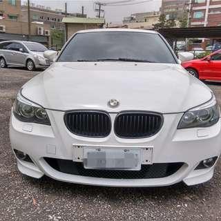 2004年 白 BMW 530I M5包 開價超便宜!!挑戰全台最低價