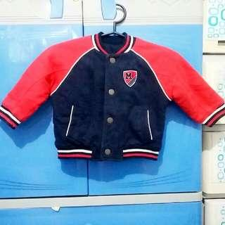 Mother Care Varsity Jacket