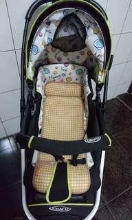 Graco超輕量雙向嬰幼兒推車