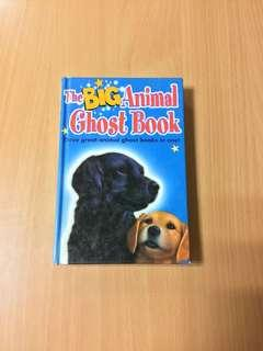 The Big Animal Ghost Book Hardback