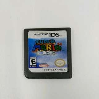 NDS Mario 64 DS USA ver. 美版
